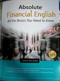 🚚 Absolute Financial English
