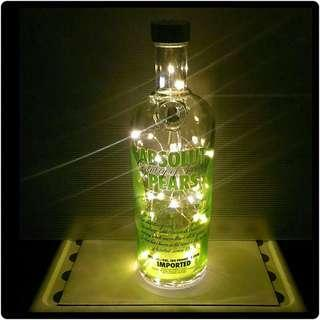 Absolut Vodka Empty Bottle (Absolut Pears, 1l)