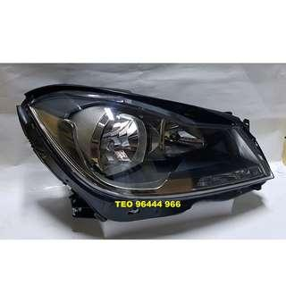 Mercedes Benz C Class '2012-2014 Head Lamp / Head Light (NEW)