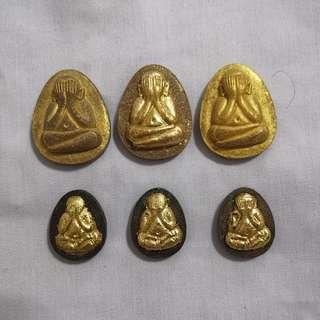 Old Pidta amulets