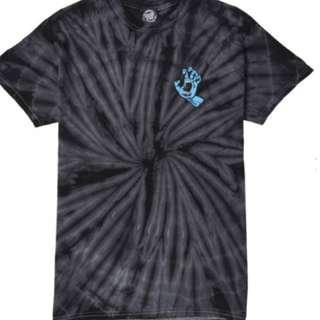 Santa Cruz Screaming Hand T-Shirt - Spider(ORIGINAL)