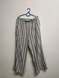 Monki Striped Trousers