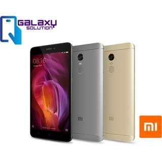 RedMi NOTE 4 3+64 Import Refurbished Set
