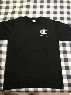 Tshirt champion black