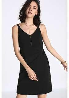 LB Keasler Ruched Dress