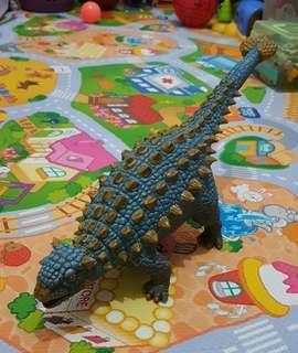 Dinosaurus figure Ankylosaurus -size besar