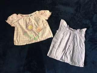 ‼️Sale‼️ Baby Girl Clothes (9-12mos)