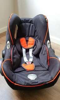 Maxi Cosi Cabriofix Infant Child Seat