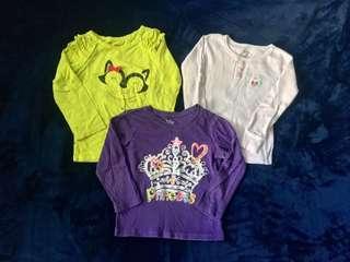 ‼️Sale‼️ Baby Girl Bundle Clothes (2T)
