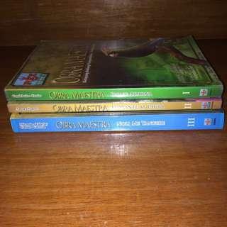 Obra Maestra Series Filipino Books 3rd Edition