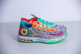 🚚 KD 6 What the KD 正品