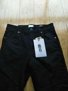 Straight Cut Jeans