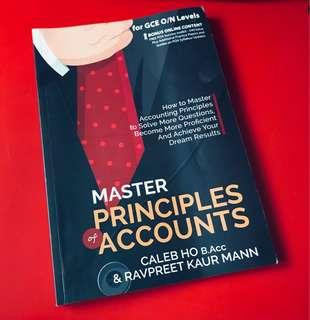 🚚 Master Principles of Accounts for GCE O/N Levels