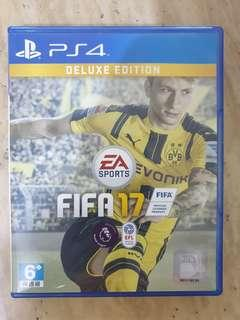 FIFA 17 PS4(negotiable)