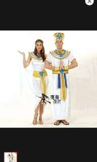 Egyptian Pharoah Princess Costume