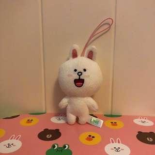 Line Friends Cony 兔兔公仔