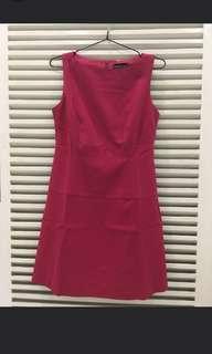Preloved The Executive Sleeveless Dress Size M