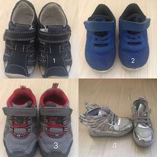 Pediped Shoes, Stride Rite, Nike Shoes