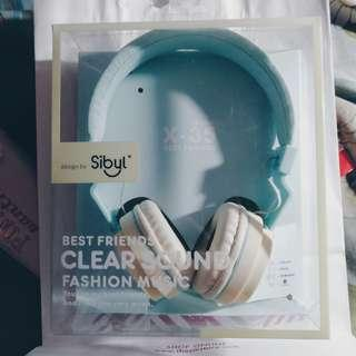 Cute headphones