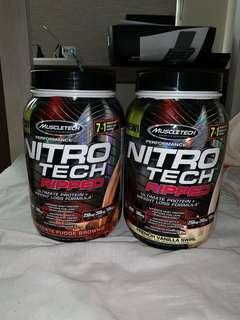 MuscleTech NitroTech Ripped