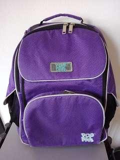 School Bag Pop Kids Purple Color