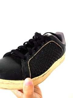 Authentic adidas black sneakers/shoes