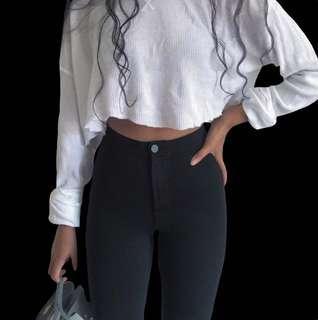 AA High Waisted Jeans