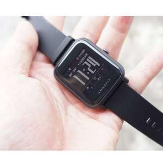 Smartwatch Amazfit Bip garansi resmi TAM 1 tahun