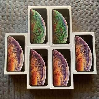 Iphone XS Max Globe Brandnew Sealed