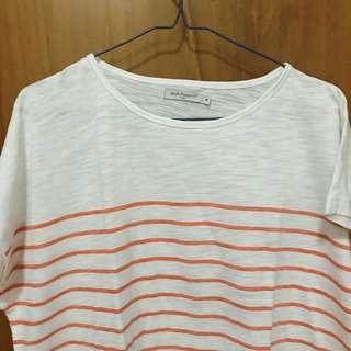 Hush Puppies Striped Blouse