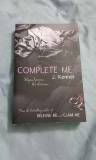 Complete Me by J.Kenner