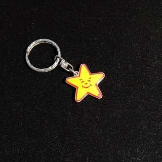 Carl's Junior Vintage Keychain