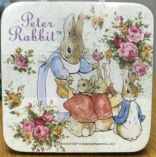 Peter Rabbit 水松杯墊 (一套4塊)
