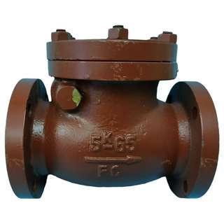 Meisons marine check valve 5K65 flange type