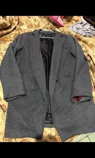 🚚 西裝外套 中長款 大衣