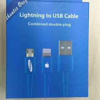 #GADGET 100 Apple usb cable