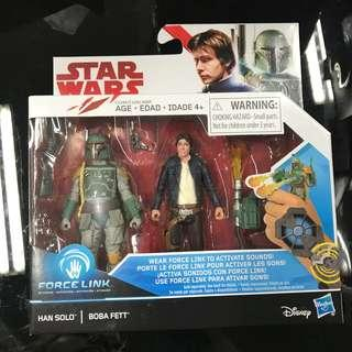Star Wars Force Link Figure Collection
