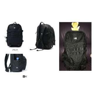 新年大平賣 絕版 全新 NEWERA 日本版 最HOT款式 背包