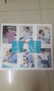 [WTS] WANNA ONE - SUMMER PACKAGE