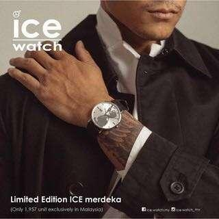 Ice Watch Merdeka Limited Edition