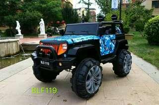 Jeep electric for kids