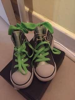 Converse小童波鞋