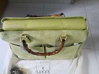e3a52bf2854f Authentic Gucci Bamboo Bag