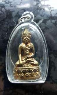 Phur Kring by LP Koon Wat Ban Rai. 2536. Chinese face. Rare pc.Interested PM