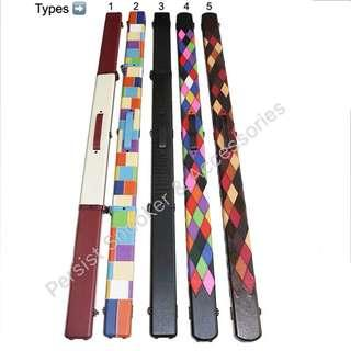 High Quality 1 piece snooker cue case