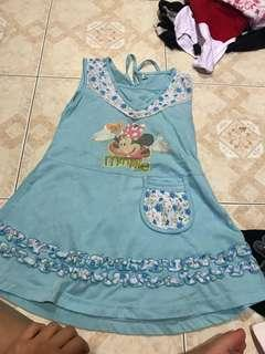 Disney Dress girl 3y-4y