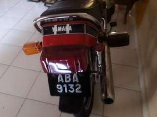 Yamaha RXS Convert RXK