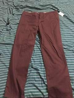 Gap Straight Cut Jeans