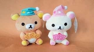 Rilakkuma / Korilakkuma Soft Toy Plush