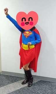 Superhero Costume for Rent
